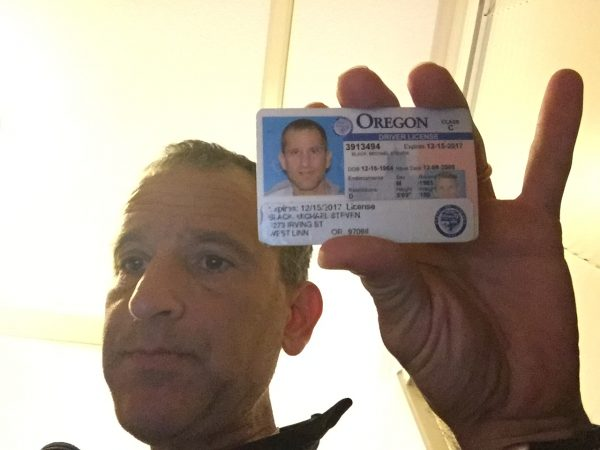 Buy real and fake Oregon driver's licenses