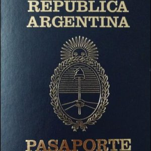 Argentina Passport for Sale