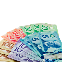 Buy Fake CAD – Canadian Dollar Banknotes
