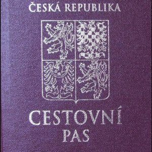 Czechia Passport for Sale
