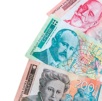 Buy Fake DNR – DINAR Banknotes