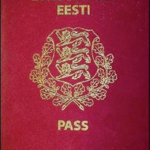 Estonian Passport for Sale