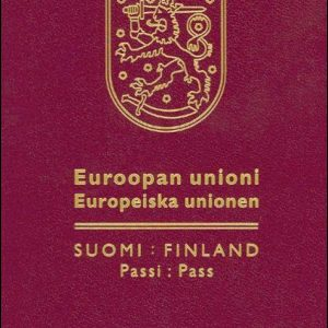 Finnish Passport for Sale