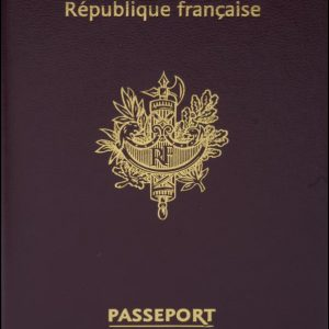 French Passport for Sale