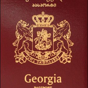 Buy Georgian passport online at Buy Passports Online