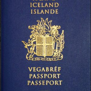 Make one click to buy an Iceland passport online