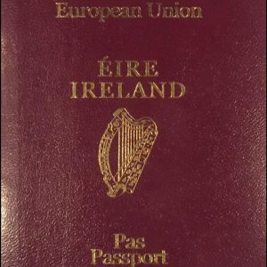Buy Ireland passport online