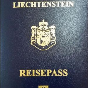 Liechtenstein Passport for Sale