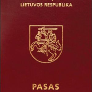 Lithuania Passport for Sale