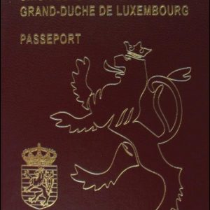 Luxembourg Passport for Sale