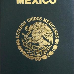 Mexican Passport for Sale