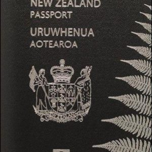 New Zealand Passport for Sale