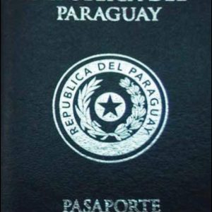 Paraguay Passport for Sale