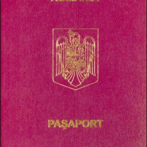 Romanian Passport for Sale