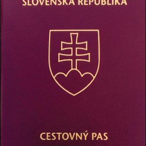 Slovakia Passport for Sale