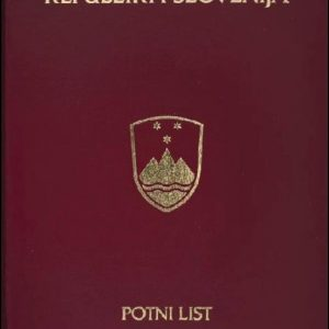 Slovenia Passport for Sale