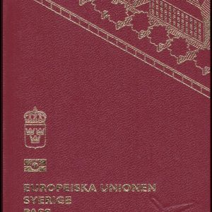 Swedish Passport for Sale