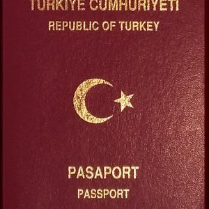 Buy Turkish passport online and enjoy travelling with no restrictions