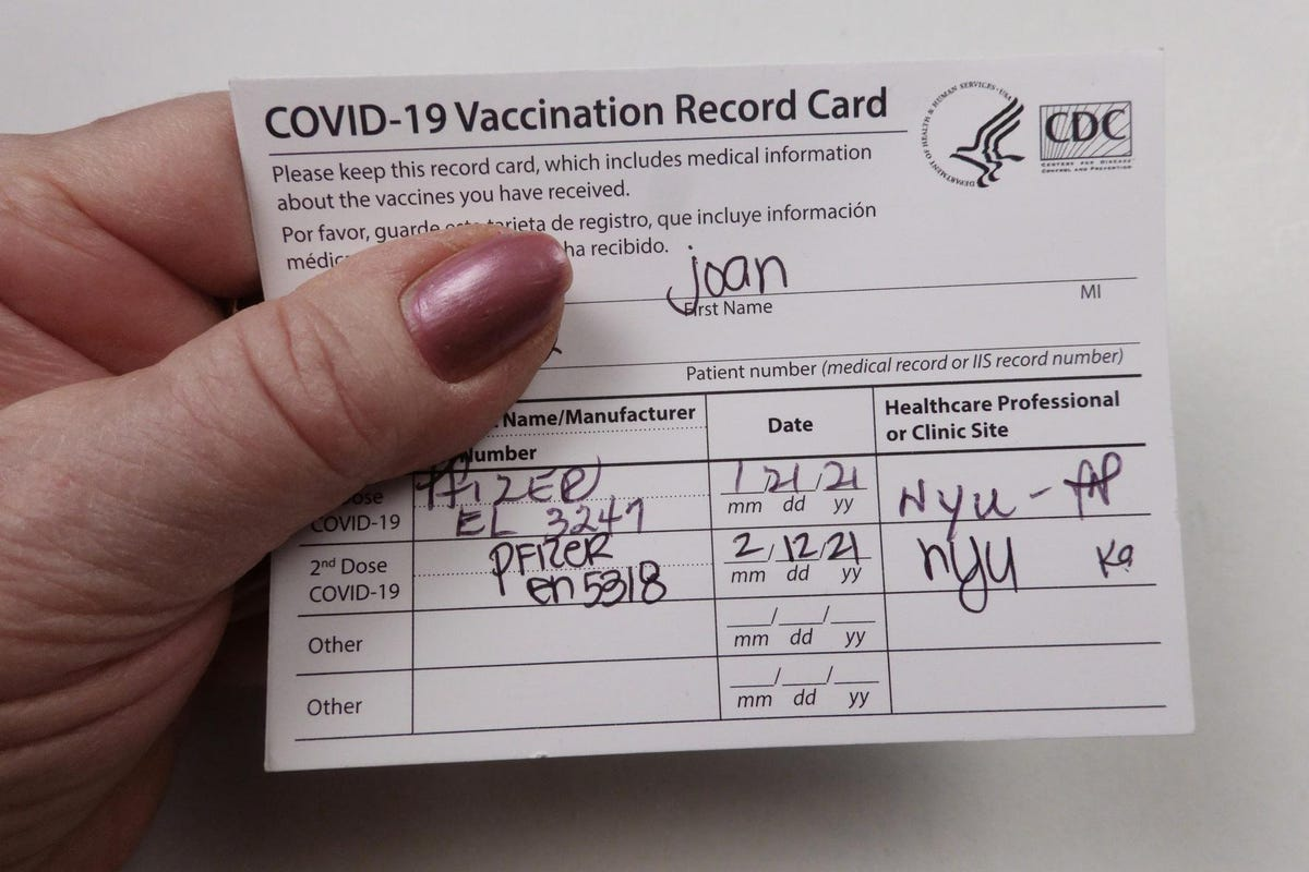 You are currently viewing You need to know About Covid19 Vaccination Card